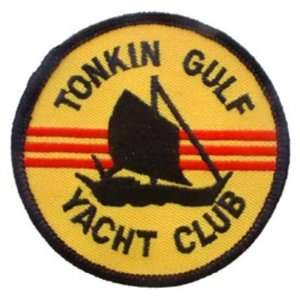 Vietnam Tonkin Gulf Yacht Club Black & Yellow 3 Patio