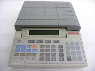 ascom hasler mailing system