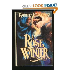 a rose in winter: kathleen e. woodiwiss: Books
