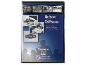 ATHS History of Autocar & History Tour (Circa 1955) DVD