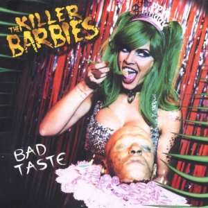 Bad Taste: Killer Barbies: Music