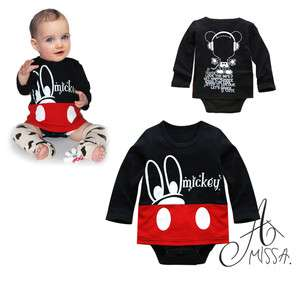 Baby Boys Girls Clothes Costume Attire Romper Infant 6 12M