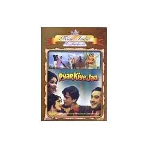 Pyar Kiye Jaa Kishore Kumar, Shashi Kapoor, Kalpana