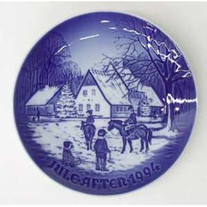 Bing & Grondahl Bing & Grondahl Christmas Plate with Box, Collectible