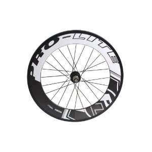 Track Road Bike Rear Wheel Mono Tubular Shimano