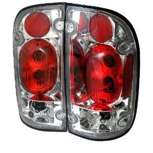 Spyder Auto Toyota Tacoma Chrome Altezza Tail Light