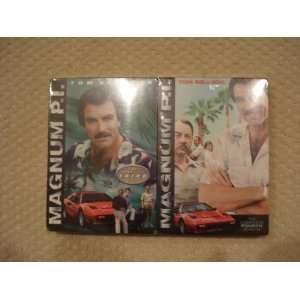 Magnum P.I.   Complete Season 3 & 4 Tom Selleck Movies & TV