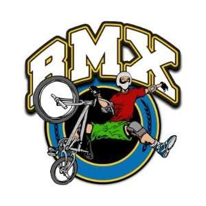 BMX Logo Stickers: Arts, Crafts & Sewing