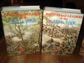 Battles and Leaders of the CIVIL WAR Complete 4 Volumes Set