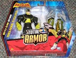 Batman the Brave and the Bold 6 Total Armor Battle Claw Batman Figure
