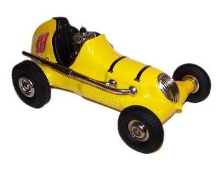 Thimble Drome Racer Car Die Cast Nylint COA Champion