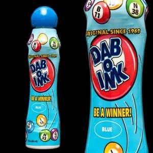 Dab O Ink Bingo Dauber   Blue Toys & Games