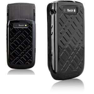 New OEM AT&T Blackberry Torch 9800 Black Case Mate Medley