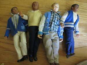 VINTAGE MEGO 1970S HAPPY DAYS DOLL ACTION FIGURES