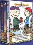 Half Peanuts   Classic Holiday Collection Gift Set (DVD, 2000, 3