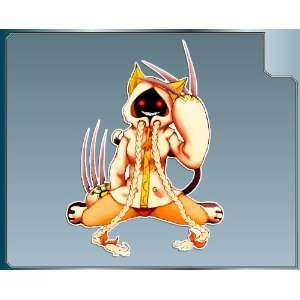 TAOKAKA from Blazblue vinyl decal sticker No. 1 6