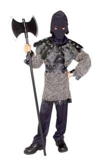Child Medium Kids Medieval Knight or Executioner Costum