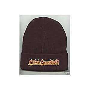 BLIND GUARDIAN Beanie HAT SKI Skull CAP Black Blue NEW