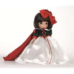 Precious Moments 12 Collector Doll Christmas Snow White