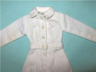VINTAGE GI JOE GI NURSE DRESS HOSPITAL UNIFORM DRESS RARE