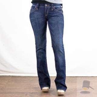 NEW Rock Revival Gwen Boot Jean Womens Size 29 Waist