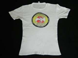 ORIGINAL 1979 LED ZEPPELIN KNEBWORTH CONCERT T SHIRT VTG 70s JOHN