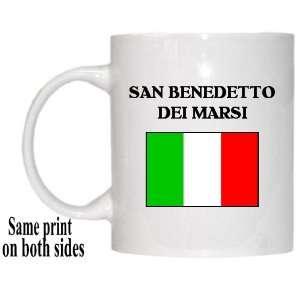 Italy   SAN BENEDETTO DEI MARSI Mug: Everything Else