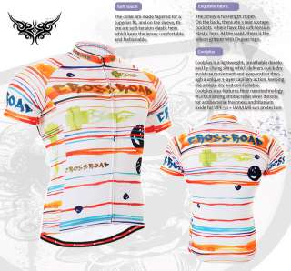 mens Bike Bicycle Cycle shirt shortsleeve top gear cyclist jersey S M