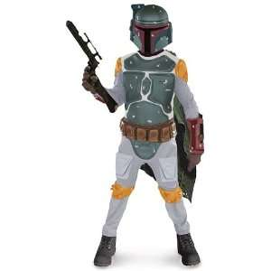 Star Wars Boba Fett Child Costume Small 4 6 Toys & Games