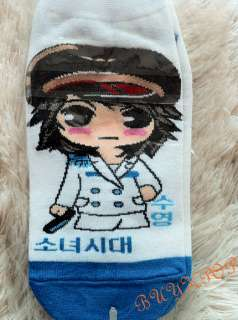 BIGBANG TVXQ SNSD Hyori SOCKS ~Kpop Korean Character Cute Anime Couple