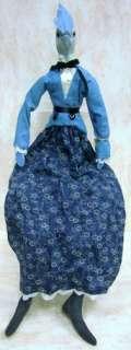 GALLERIE II Lady Blue Jay Bird Joe Spencer Fabric 65730