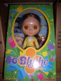 Rare Neo Blythe doll Birdie Blue lower EMS shipping