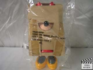 Minnie Mouse bobble head doll; Applause; BRAND NEW Factory Wrapped