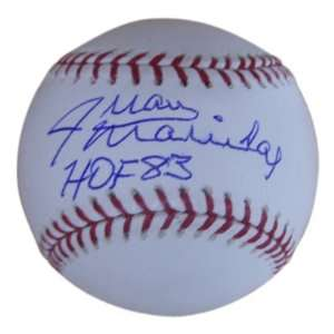 MLB San Francisco Giants Juan Marichal HOF 83