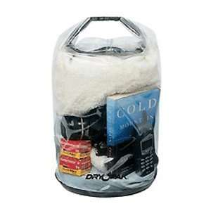 Dry Pak Roll Top Dry Gear Bag (Clear)