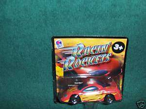 Taco Bell Racin Rockets Toy Car