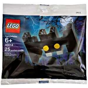 LEGO Seasonal Exclusive Mini Figure Set #40014 Bat Bagged