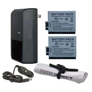 Canon EOS Rebel T1i High Capacity Intelligent Batteries