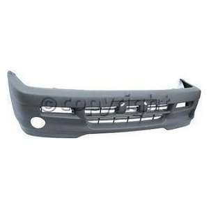 SPORT 97 99 FRONT BUMPER COVER, w/o Fender Flare Holes   Automotive
