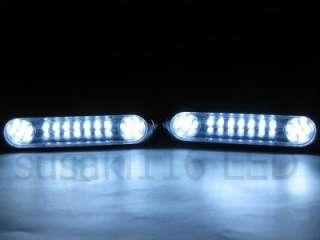 2x28 Car Truck Led Day Driving Fog Lights White Z47
