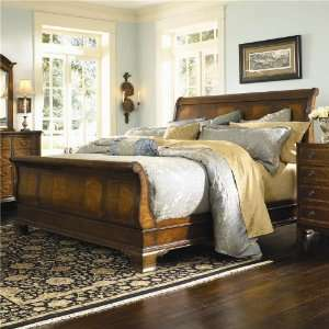 Universal Furniture Kentwood King Sleigh Bed: Home