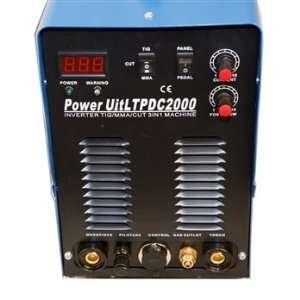 LTPDC2000 Lotos LTPDC2000 Pilot Arc IGBT 50A Plasma Cutter