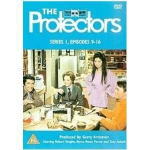 The Protectors: Robert Vaughn, Nyree Dawn Porter, Tony