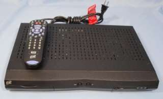 Dish Network Satellite Receiver Model DP301 with Remote Control