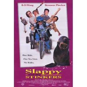 Slappy and the Stinkers Movie Poster (11 x 17 Inches