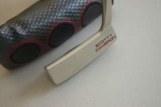 Titleist Scotty Cameron California Sea Mist 2012 Del Mar 34 Putter