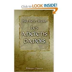 Dannemarc (French Edition) (9782911526459): Paul Henri Mallet: Books