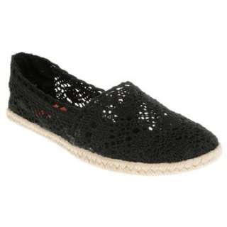 Womens Rocket Dog Chillout Black Shoes