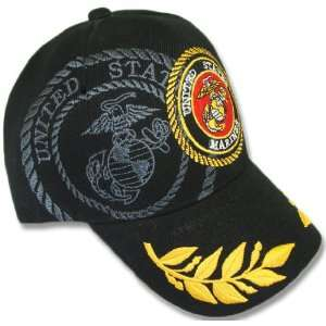 United States MARINES   New Style Ball Cap Military Collectible from