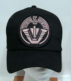 STARGATE SG 1 TEAM Logo Baseball Cap/Hat w Patch